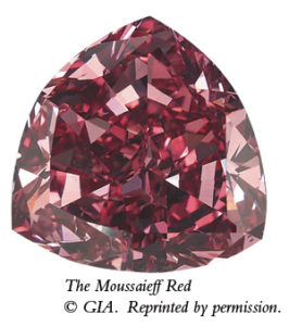 Moussaieff Red
