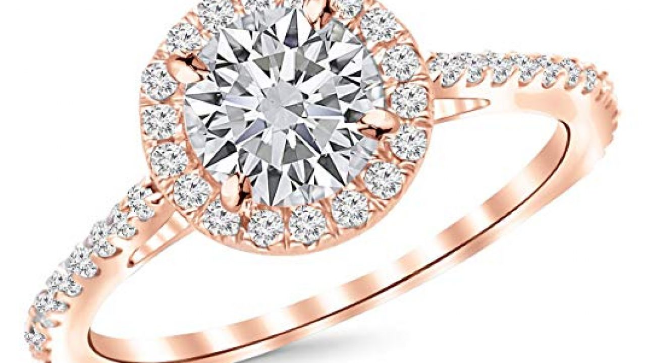 Rose Gold Engagement Rings Are Hot What Is Rose Gold Anyway The Diamond Gurus Dmia