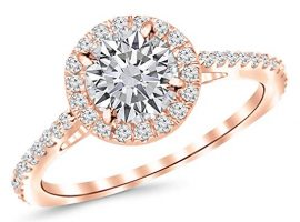 Rose Gold Engagement Rings are Hot! What is Rose Gold Anyway?
