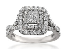 What are Composite Diamond Rings?