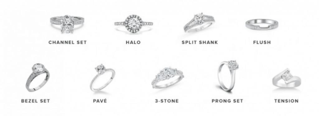 Diamond Settings