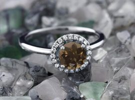What's the Difference Between Chocolate Diamonds & Brown Diamonds?