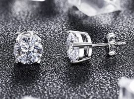 How To Tell if a Diamond Earring is Real