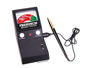 PRESIDIUM ELECTRONIC GEM GEMSTONE DIAMOND TESTER