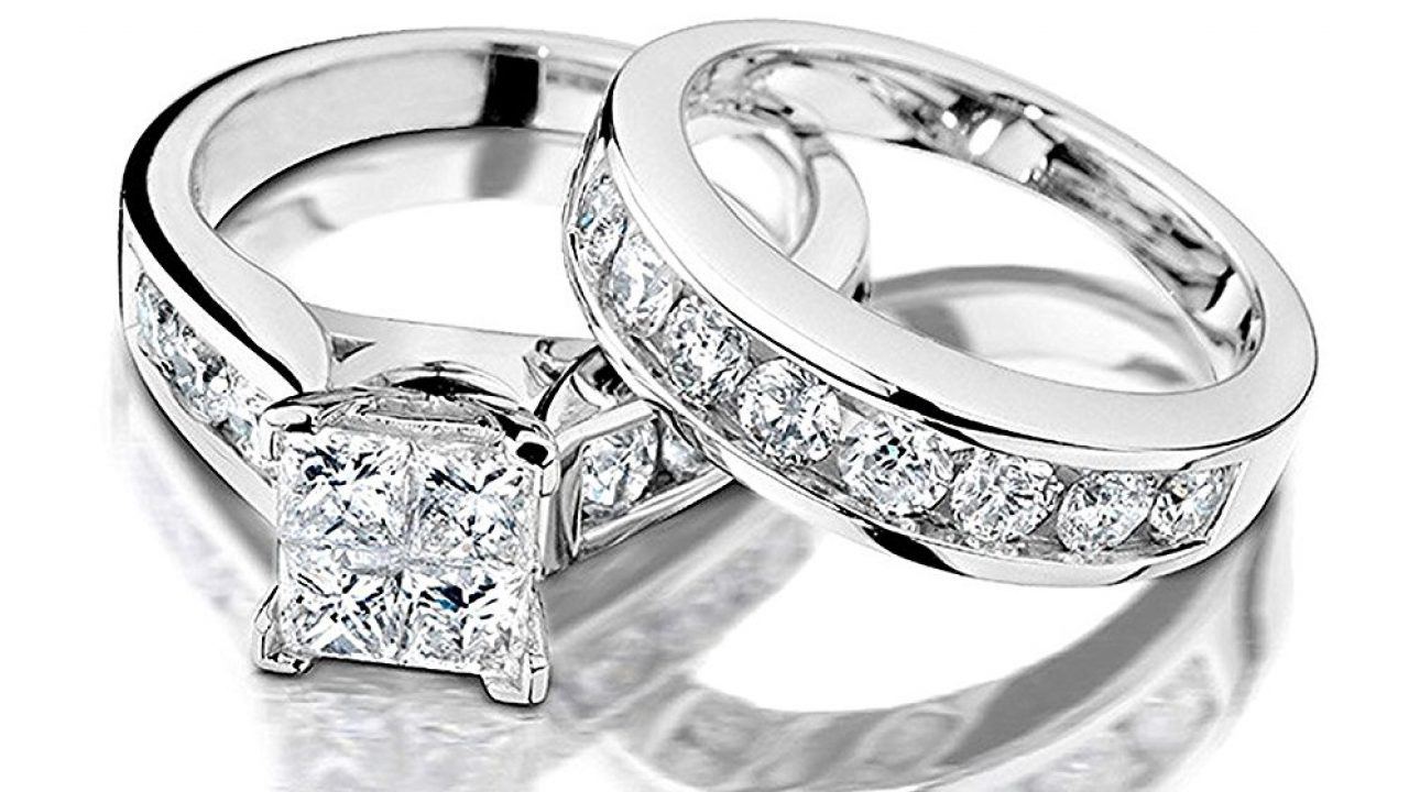 What Is The Difference Between Engagement Ring And Wedding Ring The Diamond Gurus Dmia