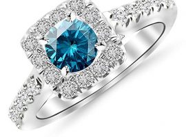 What Are Blue Diamond Rings?