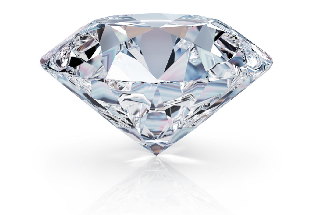 The Four C's of Diamonds – Carat Weight