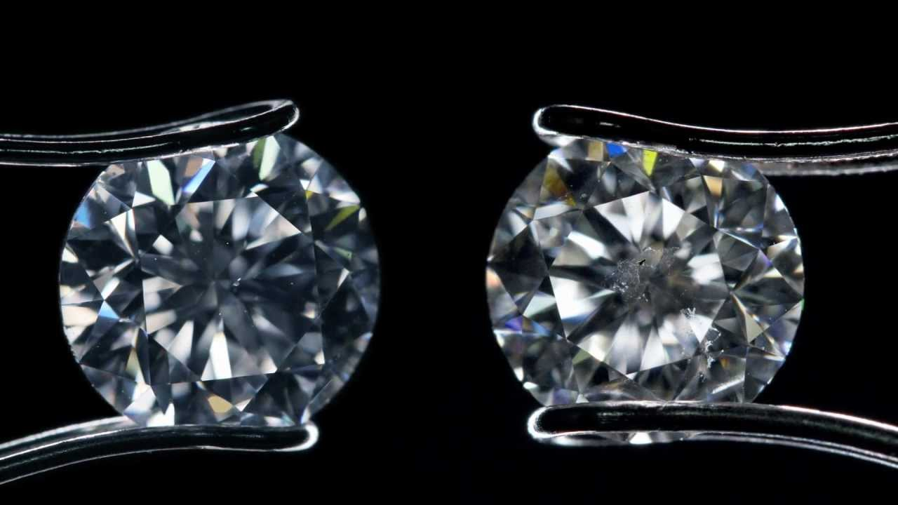 The Four C's of Diamonds – Clarity