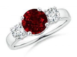 What Are Red Diamond Rings?
