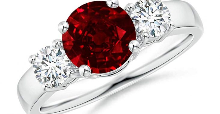 What Are Red Diamond Rings