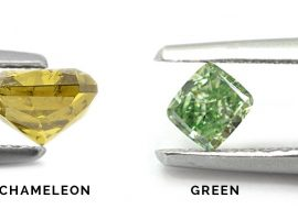 What Is A Chameleon Diamond (Green Diamond)?