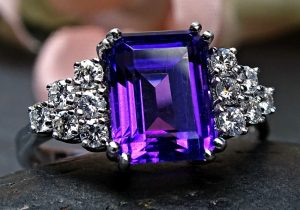 What Is A Purple Diamond