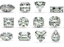 What Shapes Do Diamonds Come In?