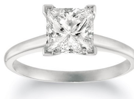 What are Solitaire Diamond Rings?