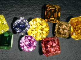 Why Diamonds Have Different Colors