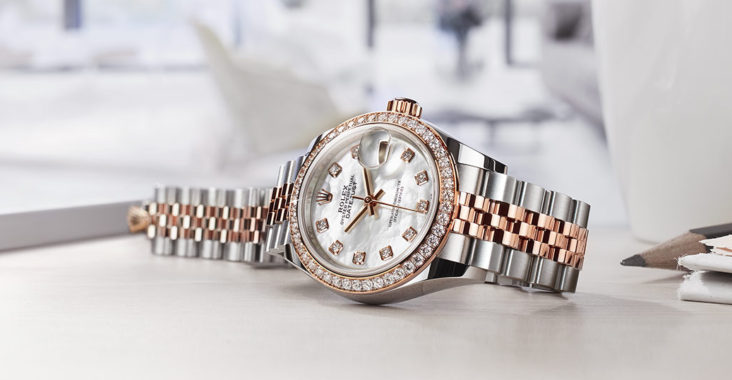 What Diamonds Does Rolex Use
