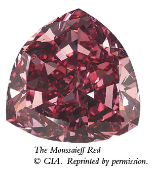 red diamond.